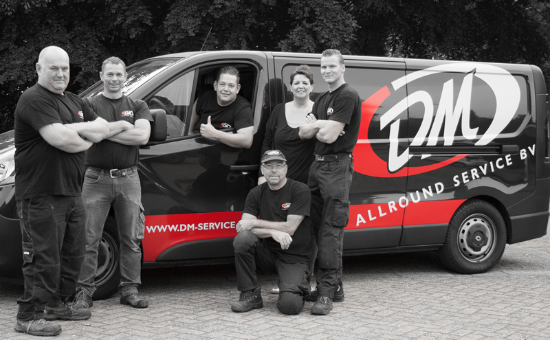 DM allround service